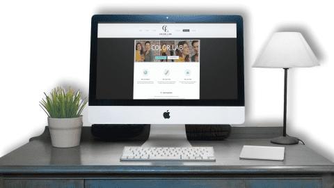 Portfoli-Colorlab Hilversum-webdesign